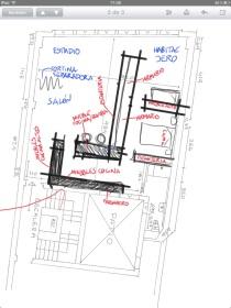 plano modificado con sketchbook para ipad