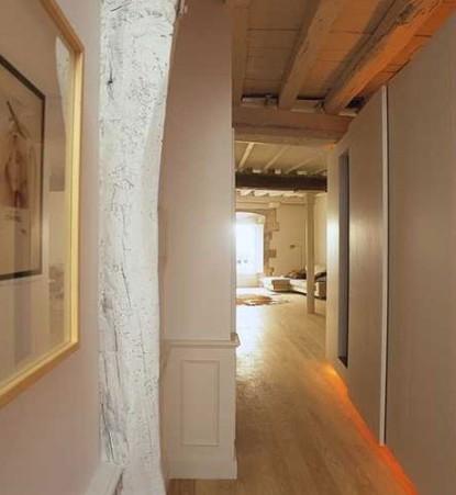 AV62 Arquitectos Rehabilitación de un piso en el Casco Viejo de Bilbao