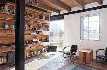 rehabilitacion en Suecia de un almcán como vivienda