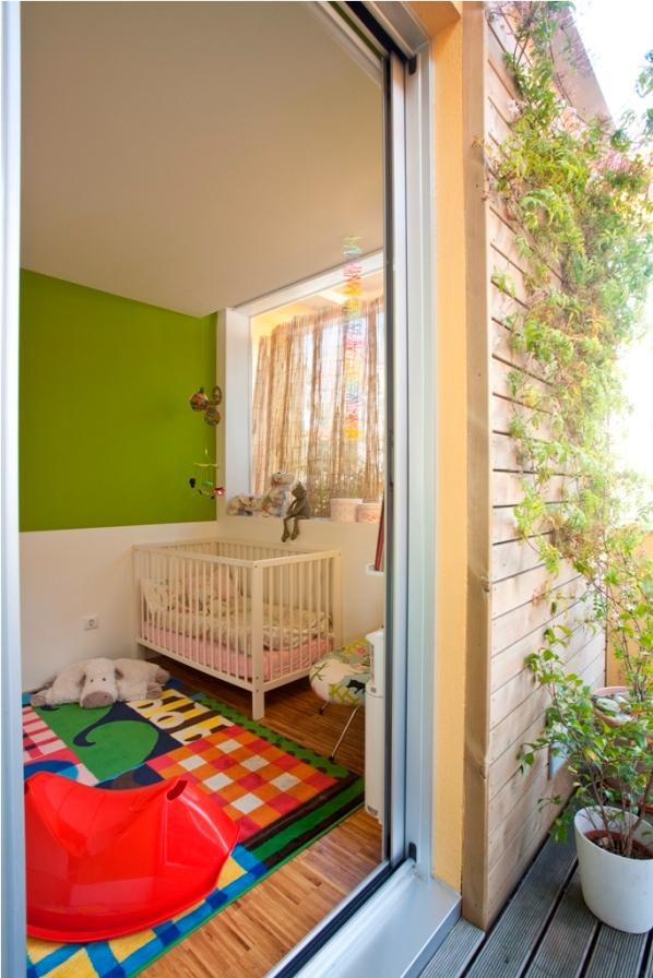 dormitorio niños madera jazmin