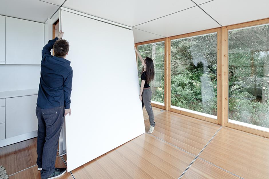 Algunos ejemplos de casas modulares o prefabricadas el blog de la urbana - Casas prefabricadas low cost ...