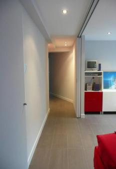 soluciones usos flexibles salita despacho pasillo grandes puertas correderas