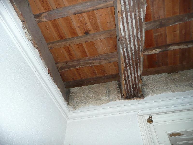 Apoyo de vigas de madera en muros de carga el blog de la for Tejados vigas de madera