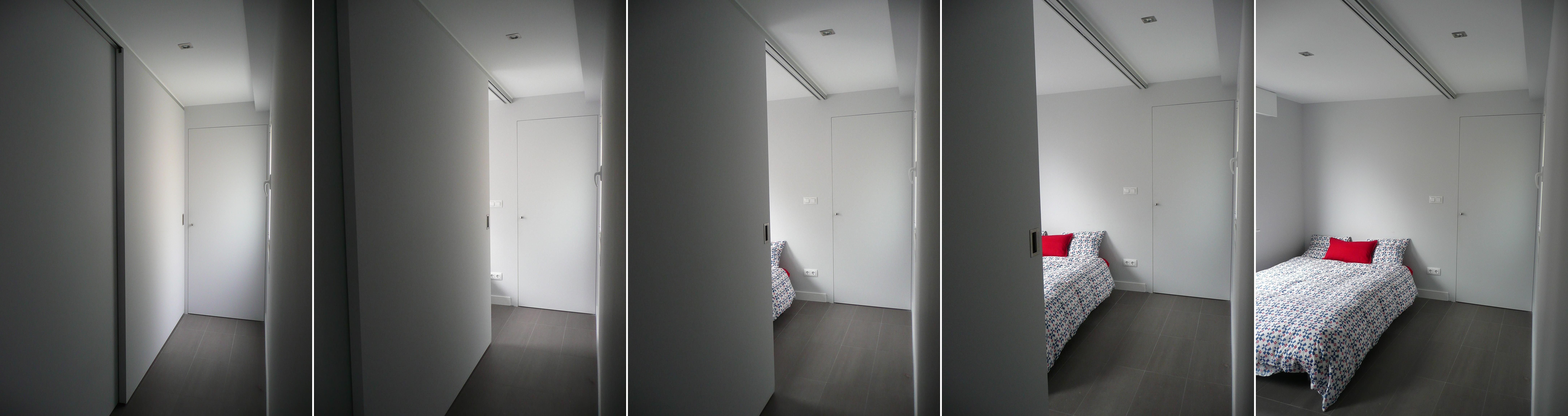 Grandes puertas correderas parai ncorporar espacios la - Puertas correderas grandes ...