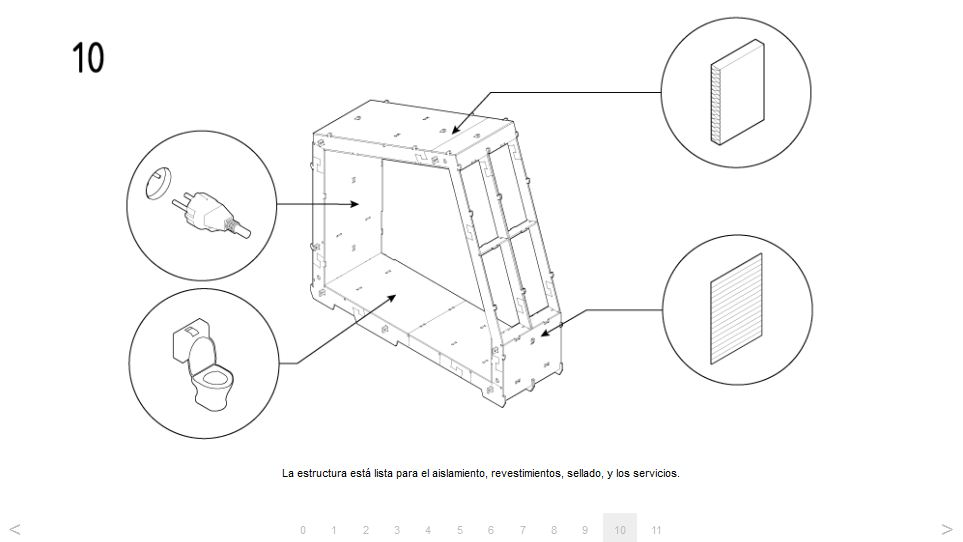 Algunos ejemplos de casas modulares o prefabricadas la - Diseno de interiores wikipedia ...