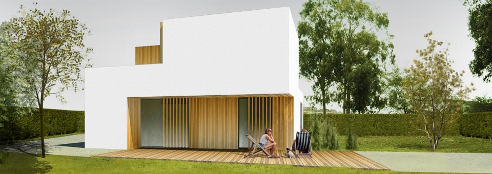 b house casa vivienda modular españa