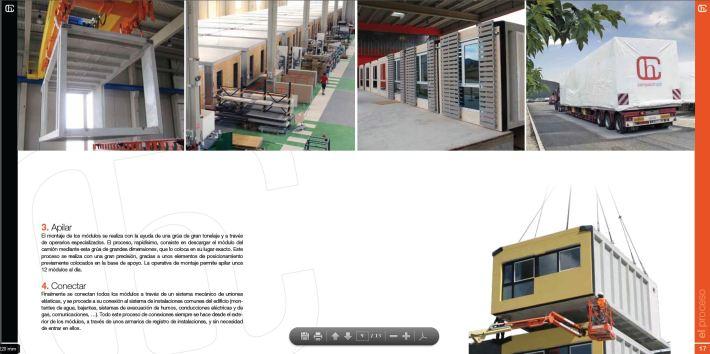 compacthabit casa vivienda edificios modular españa