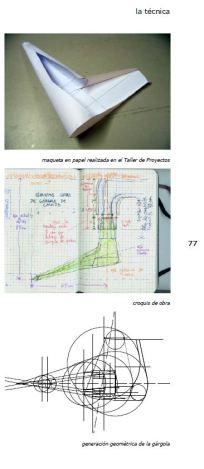 cuadernos tecnicos consorcio santiago deán detalle gárgola