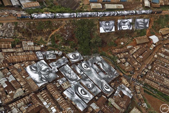 jr edificio fotografia gran formato tejados Kenia