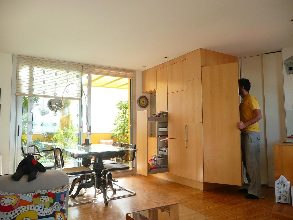 cocina ikea nexus abedul interior muebles