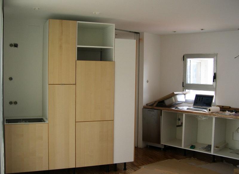 Montaje cocina ikea un blog sobre bienes inmuebles for Montar muebles de cocina