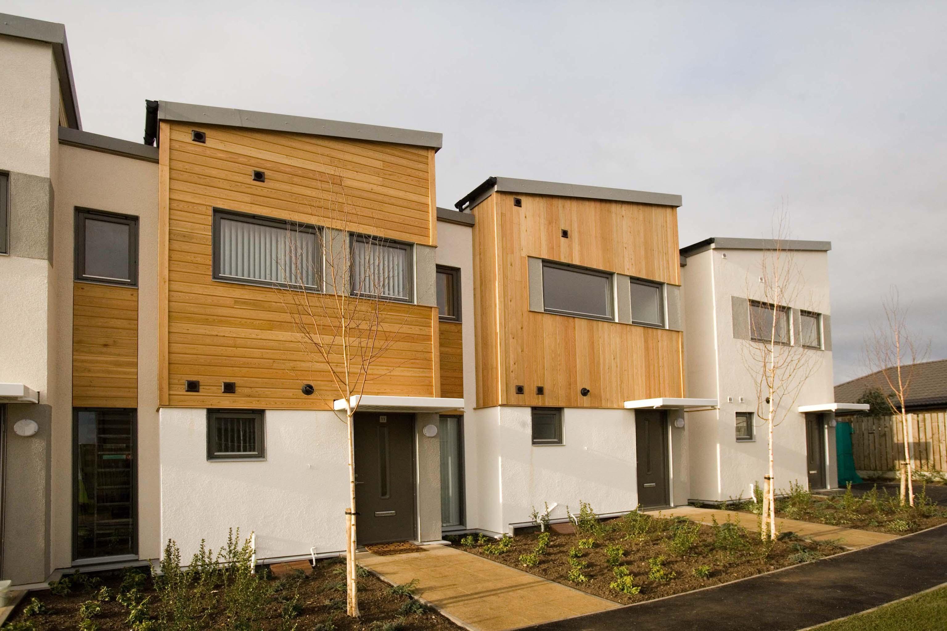 Boklok las casas modulares de ikea la urbana - Casa prefabricadas modulares ...