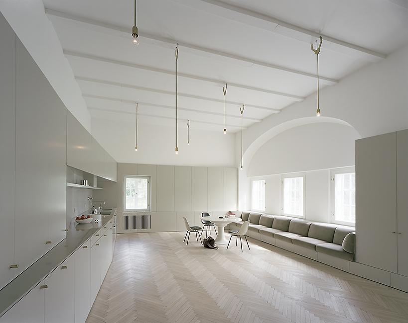 reformas de casas la obra berlinesa de tka thomas kr ger. Black Bedroom Furniture Sets. Home Design Ideas