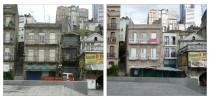 plaza berbes vigo fachadas rehabilitadas